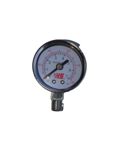 Fast Mover Tools, 2ltr Paint Pressure Tank Gauge, 1pc