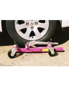 Go Jack Wheel Skates, 1136Kg Capacity Per Pair ,1 x