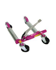Go Jack Wheel Skates, 1 x Pair 1360kg Capacity