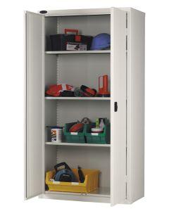 Workshop Storage Cabinet, Flat Packed, 1830 X 915 X 400mm
