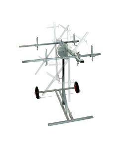 Panelstand, Universal And Rotating, Panelmaster