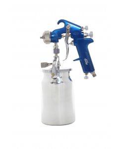 Fast Mover Tools, Conventional Suction Spray Gun, 1.7mm