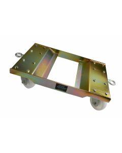 Pair Wheel Skates 3600kg Capacity Per Pair