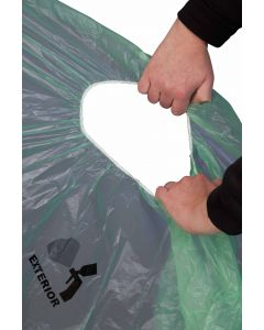 Wheel Painting Masking Covers, Disposable, 20PCS PER PACK
