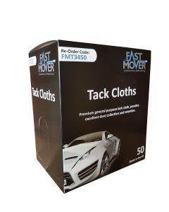 Fast Mover Dispenser Tack Cloth 50pcs