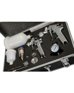 Fast Mover Tools, Gravity Spray Gun Kit, 1.3mm