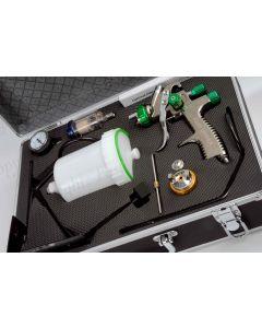 Fast Mover Tools, LVLP Gravity Spray Gun Kit, 1.3mm