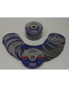 Cutting Disc for steel, 115 x 1mm, 50 dics