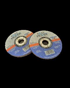 Fast Mover Tools, Metal Cutting Disc, 115mm x 22mm, 5pcs