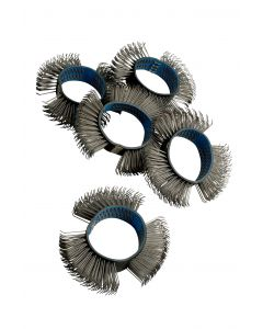 Coarse Wire Brush Wheel For FT1047 and FT1048 5Pcs
