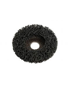 115mm Metal Cleaning Polycarbide Disc with 22.2mm Centre Bore, 10 Discs