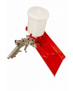 Spraygun Holder (Twin), Wall Mounted - Magnetic