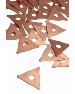Dent Puller Triangle Pc, Pack of 100Pcs