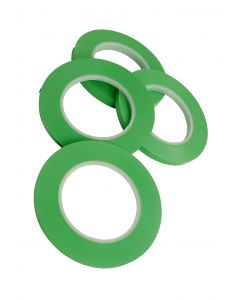 Fine Line Tape, 3mm x 55Mtr, Green