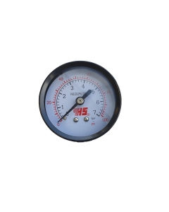 Fast Mover Tools, 10ltr Paint Pressure Tank Gauge, 1pc