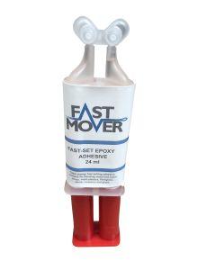 2 Part 24 ml Fast Set Epoxy Glue