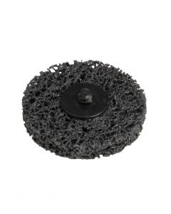 75mm Metal Cleaning Polycarbide Disc With Roll-On Adaptor, 10 Discs