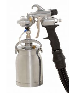 Spraygun, HVLP Suction For Turbine Sprayers, 1.8mm