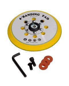 Backing Pad, 150mm, H & L, 8 Holes, Fits Festool Tools