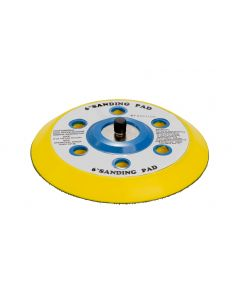 Backing Pad, 150mm, 6 Hole H & L, 15mm Thick, 5/16 Thread