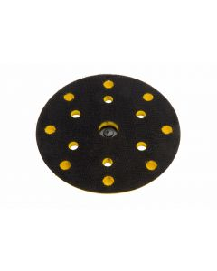 Backing Pad with Hook & Loop, 150mm 15 Holes 5/16 Thread