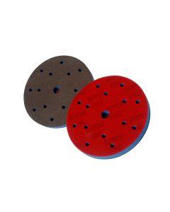 150mm Super Fine Foam Blending Pad With Hook & Loop, 20 X Pads