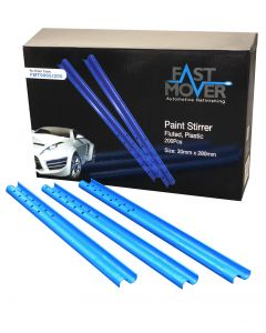 Fast Mover Tools, Fluted Paint Stirrers, 280mm, 200pcs