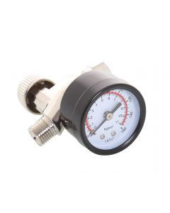 Fast Mover Tools, Mini Air Regulator with Gauge