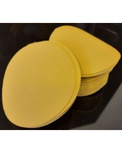 Gold Pro, Abrasive Discs, 75mm, 40 Grit, 50pcs