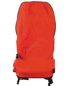 Seat Cover Nylon Red 750 x 1380 x 5mm