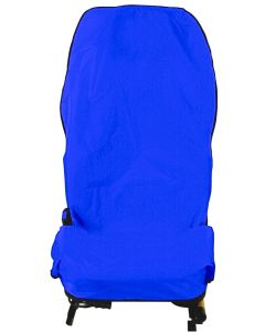 Fast Mover Tools, Nylon Seat Cover, Blue